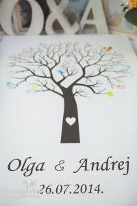 Dekoracija i organizacija vencanja - Olga i Andrej