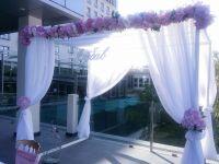 Dekoracija vencanja Hotel Metropol