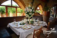 Dekoracija venčanja - Kalemegdanska terasa