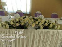 Vila Jelena - Dekoracija vencanja