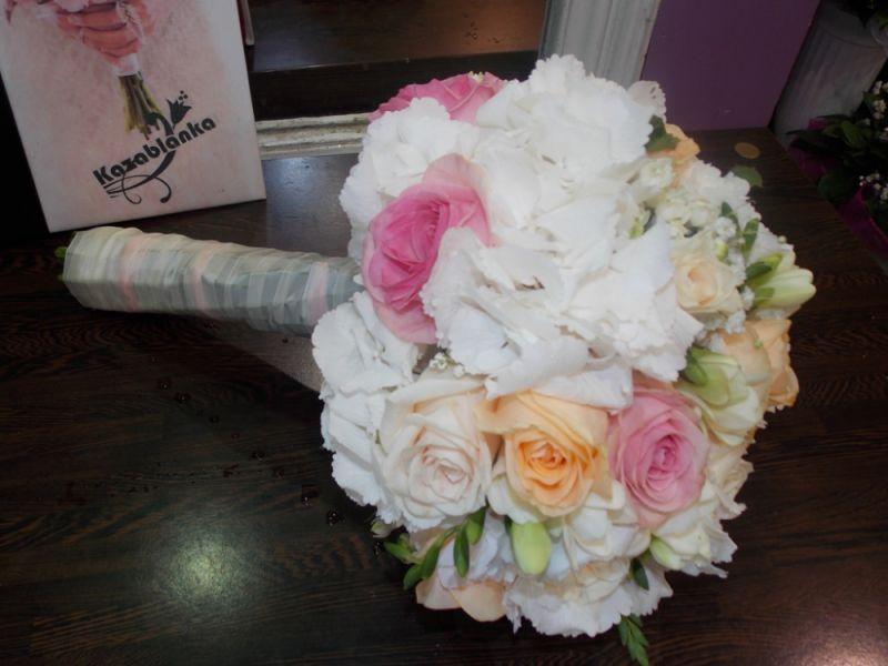 BDM 215. Bidermajer-Ruže,Frezije i Hortenzije