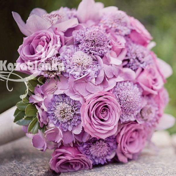 BDM 036.  Bidermajer - Orhideje, ruze, hortenzije i margarete